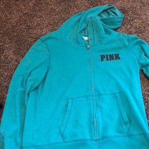 PINK Victoria's Secret Tops - Victoria Secret Pink jacket